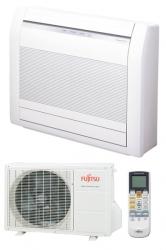 Напольно-потолочная сплит-система Fujitsu AGYG12LVCB / AOYG12LVCN