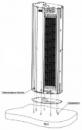 Основание для вертикальной установки Zilon V-BFM в Новосибирске