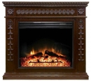 Портал Royal Flame Milan темный дуб
